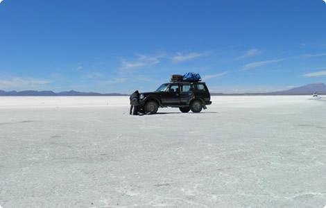 bolivia zoutwoestijn