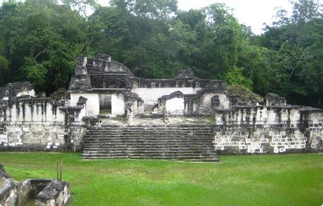 honduras ruines